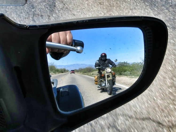 motorcycle-in-rear-view-mirror